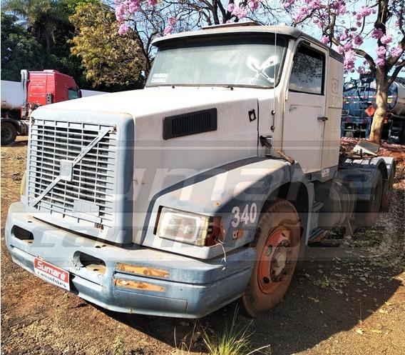 Volvo Nl12 360 6x4 - Financia 100% Primeiro Caminhão