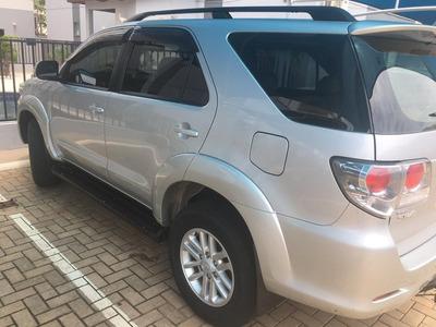 Toyota Sw4 2.7 Sr 5l 4x2 Flex Aut. 5p 2014