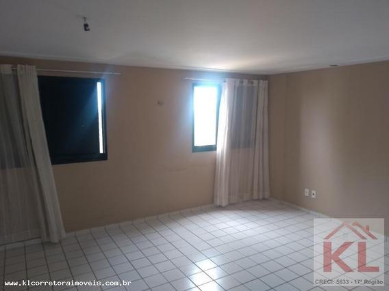 Apartamento Para Venda Em Parnamirim, Nova Parnamirim, 2 Dormitórios, 2 Suítes, 3 Banheiros, 1 Vaga - Ka 0879