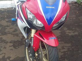 Super Moto Esportiva Honda Cbr Fireblade 1000 Rr, Ipva Pago