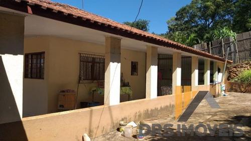 Imagem 1 de 15 de Rural Chacara Com 3 Quartos - Ch33-v