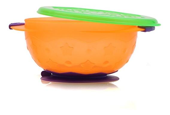 Bowl Con Sopapa Grande Para Bebes - Baby Innovation