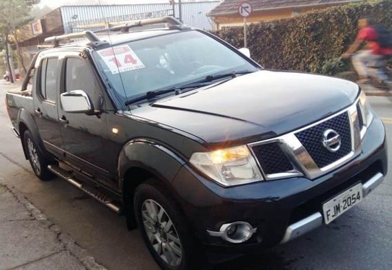 Nissan Frontier 2014 4x4 Diesel Aut