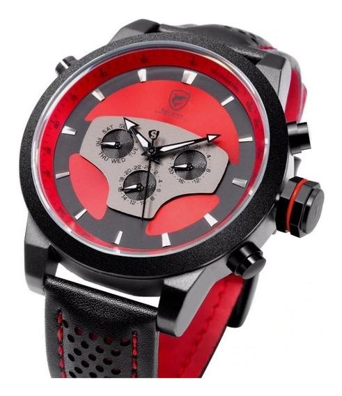 Relógio - Shark Sport - Original -50mm - Em Estoque