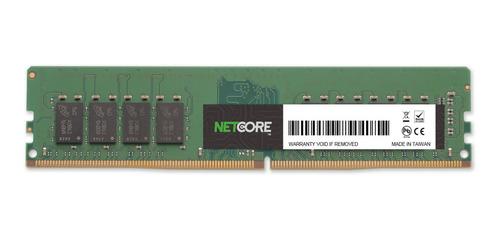 Imagem 1 de 2 de Memória Ram Pc Netcore 16gb Ddr4 2400mhz Net416388ud24