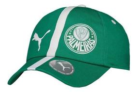 Boné Puma Palmeiras Treino Verde