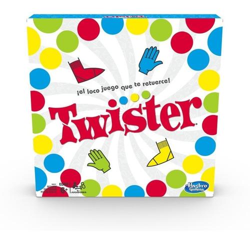 Juego De Mesa Twister Hasbro Gaming