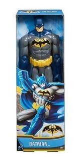 Batman A Liga De La Justicia Dc Muñeco 30cm - Fair Play Toys
