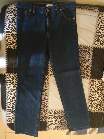 Jean Christian Dior Talle 46 Azul Buen Estado