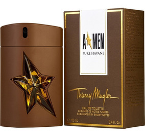 Decant Amostra Do Thierry Mugler A* Men Pure Havane 10ml