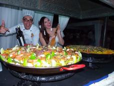 Paellascaracasvip Pasapalos Delivery Chef En Vivo Eventos