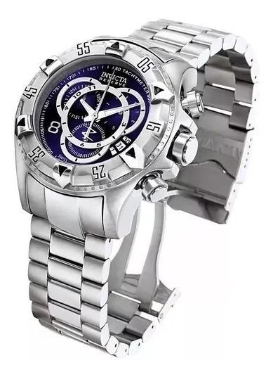 Relógio Hjk8599 Invicta 5526 Excursion Prata Com Caixa