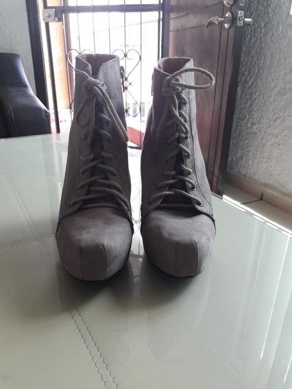 Zapato Bontin De Tacón!