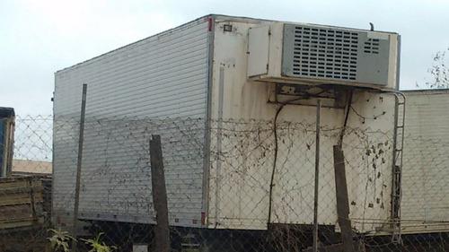 Baú Refrigerado Frigorífico Caminhão Truck