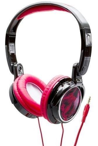Fone De Ouvido Headphone 100 Db Com Fio Cv400 Coby