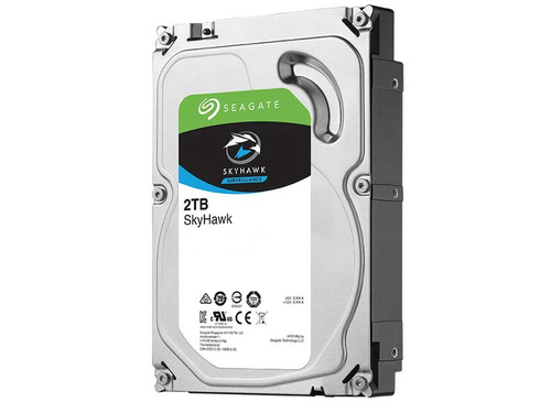 Disco Rigido Duro Seagate 2tb Video Vigilancia Skyhawk Hdd