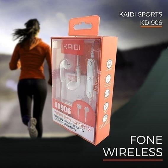 Fone Sports Sem Fio Fitness Bluetooth Original