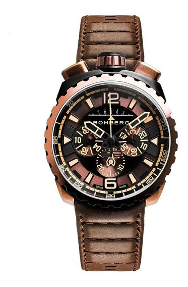 Reloj Bomberg Para Unisex Modelo: Bs450.2