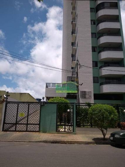Apartamento Com 3 Dormitórios Para Alugar, 92 M² Por R$ 2.800,00/mês - Madalena - Recife/pe - Ap3306