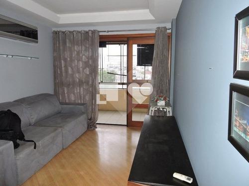 Apartamento 2 Dormitórios Com Suíte Praia De Belas - 28-im412930