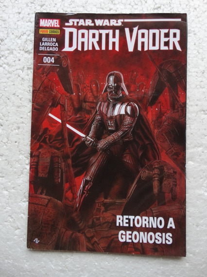 Star Wars: Darth Vader Nº 4! Panini Jan 2016!