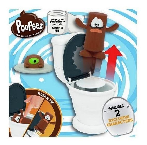 Poopeez Series 1 Toilet Launcher Squishy