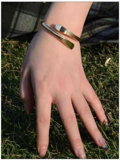 Bracelete Feminino Aço Inox