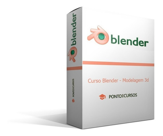 Gift Card - Curso Blender - Modelagem 3d Ead Online