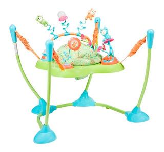Centro De Actividad Jumper Música Ex1000 Verde - Infanti