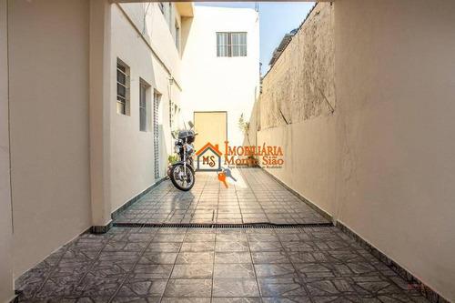 Imagem 1 de 11 de Casa Com 1 Dormitório Para Alugar, 48 M² Por R$ 800,00/mês - Jardim Santa Terezinha - Guarulhos/sp - Ca0534