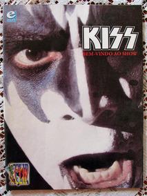 Revista Kiss Bem-vindo Ao Show (frete Grátis)