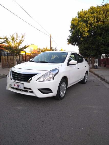 Nissan Versa 1.6 Sense Mt Pure Drive 2015 Full Recibo Menor