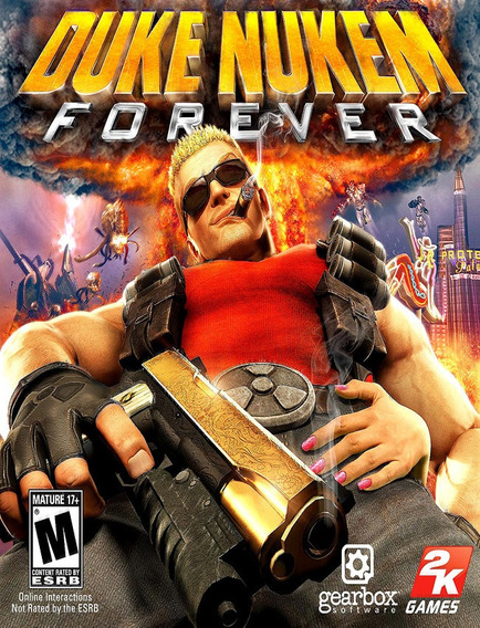 Duke Nukem Forever Pc - Steam Key (envio Já)