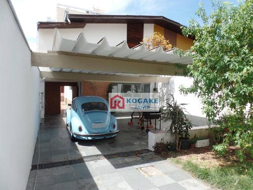 Sobrado Com 3 Dormitórios À Venda, 189 M² Por R$ 1.130.000,00 - Vila Ema - São José Dos Campos/sp - So0861