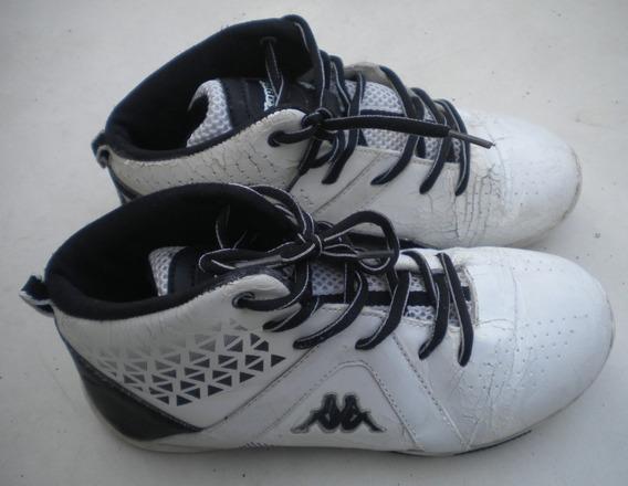 Zapatillas Kappa Deportivas Niños Botita Usadas