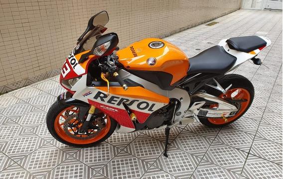 Moto Honda Repsol Cbr 1000rr Fireblade 2015 Numero 04/93