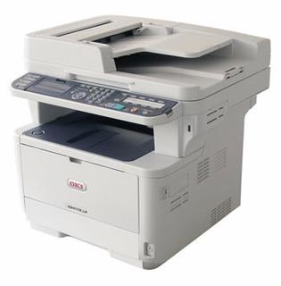 Impresora Laser Led Multifuncion Oficio Oki Es4172