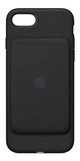 Funda Cargadora Apple iPhone 7 Black