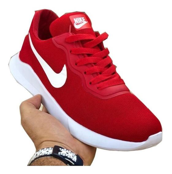 Zapatilla Tenis Tipo Nike Para Hombre Calidad Colombiana