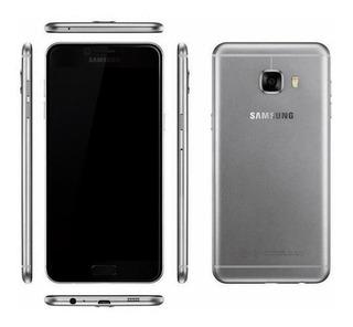 Smartphone Samsung C5 64gb Memória 4gb Ram Cor Prata