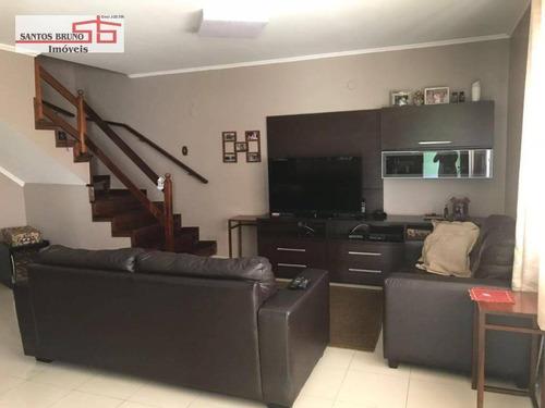 Imagem 1 de 28 de Sobrado À Venda, 250 M² Por R$ 600.000,00 - Limão (zona Norte) - São Paulo/sp - So1212