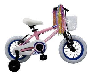 Bicicleta Battle R12 Niña Palermo Soho