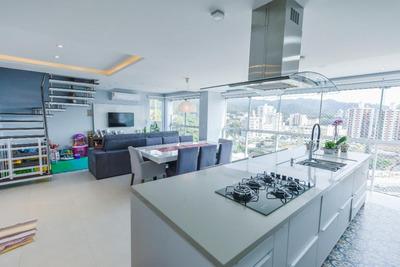 Cobertura Com 3 Dormitórios À Venda, 200 M² Por R$ 850.000 - Velha - Blumenau/sc - Co0024