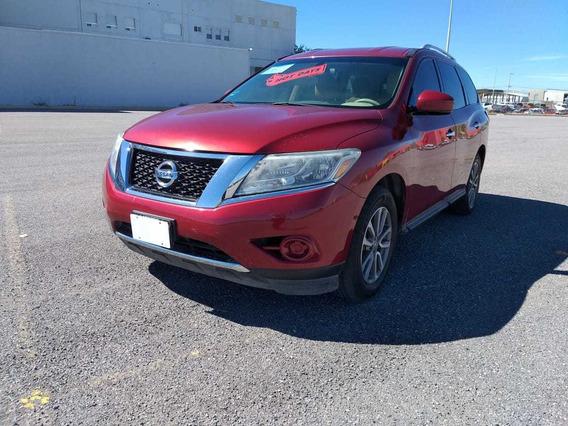 Nissan Pathfinder 3.5 Sense Ta 2015