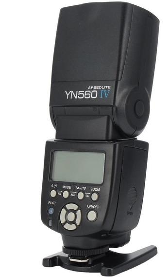 Flash Yongnuo Yn 560iv Para Canon E Nikon
