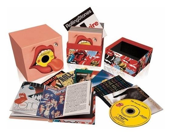 Rolling Stones The Singles 1971-2006 Edição Numerada Japão