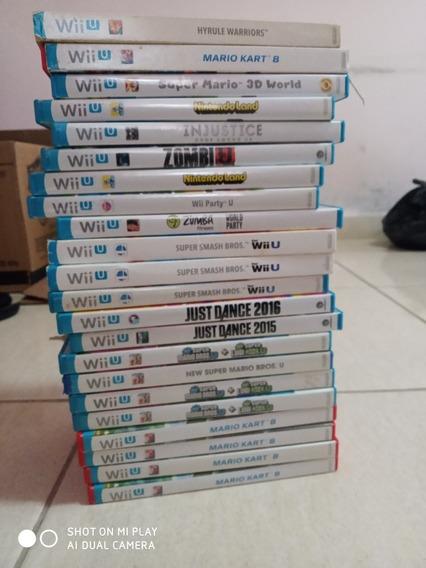 4 Jogos Wii U