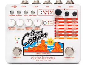 Pedal Electro Harmonix Grand Canyon Delay & Looper