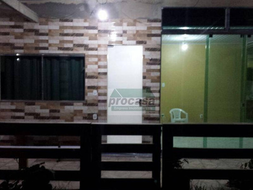 Chácara Com 3 Dormitórios À Venda, 280000 M² Por R$ 250.000,00 - Centro - Rio Preto Da Eva/am - Ch0001