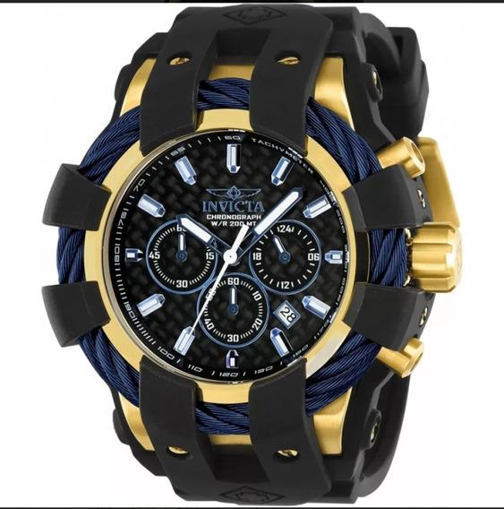Relógio Invicta Zeus Sport 23862 Original (com Maleta)